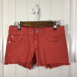 American Eagle Denim Shorts.